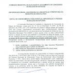 Edital de Conhecimento para Eventual Impugnação a Pedidos de Bolsas de Estudos – Universidade Brasil Campus Descalvado